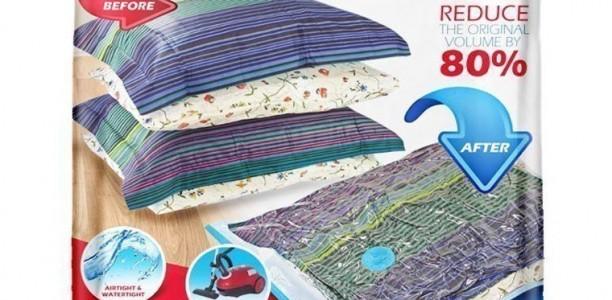 sac sous vide vetement sac housse de rangement sous vide avec ceintre pour organiser les. Black Bedroom Furniture Sets. Home Design Ideas